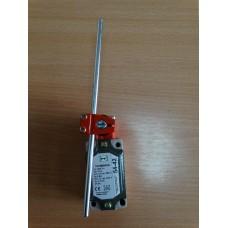 Galinės padėties išjungiklis FLS 15M 54 42 ( svirtis su su reguliuojamu strypu) IP54