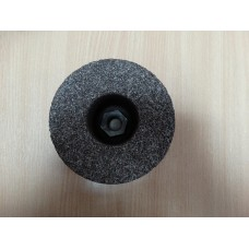 Metalo šlifavimo diskas  6002-125x65xM20/23 grūd. 16, max 50 m/s, nearmuotas.