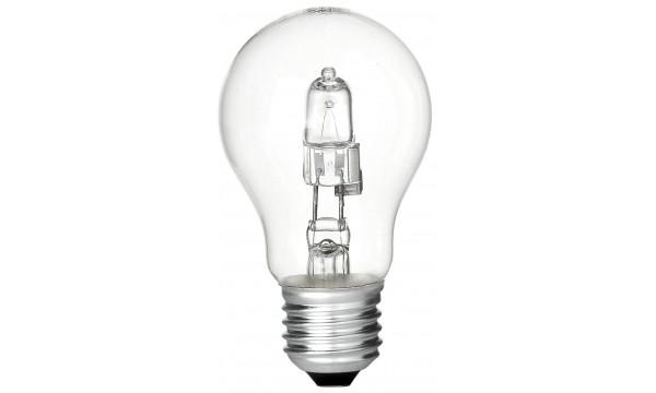 Halogeninė taupanti lempa A55 46W E27