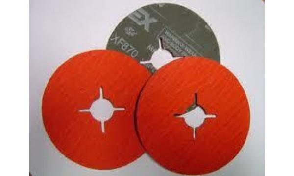 Diskas fibro su keramika 125x22 Nr.60