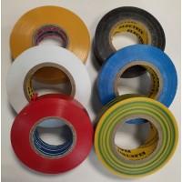 Izoliacija PVC 0,13mmx19mmx20m