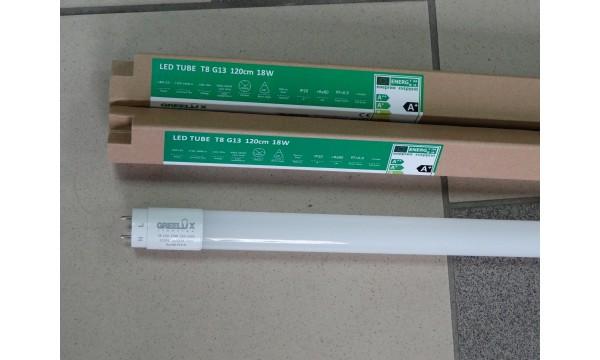 Lempa LED T8 18W