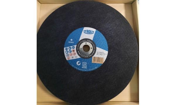Diskas metalui pjauti 350x2,8x25,4 (TYROLIT)